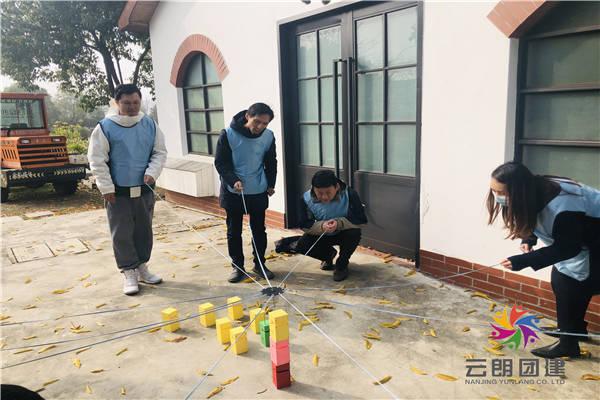 苏州鹅湖拓展训练 新城酒开鹅湖拓展活动