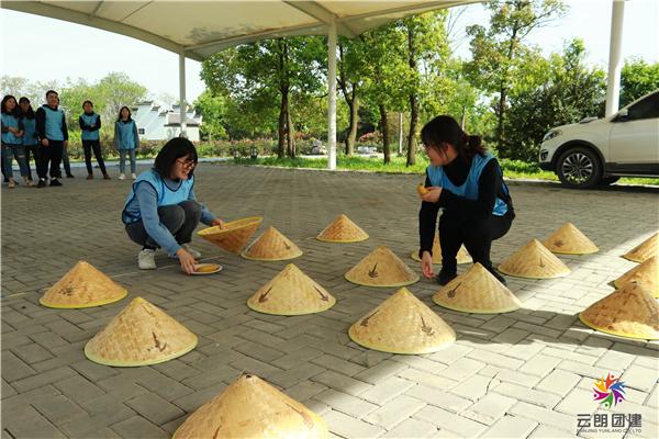 苏州趣味团建活动|汉腾科技团建活动